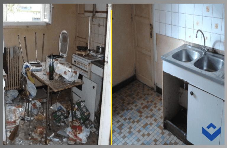 Nettoyage et débarrassage à Berne